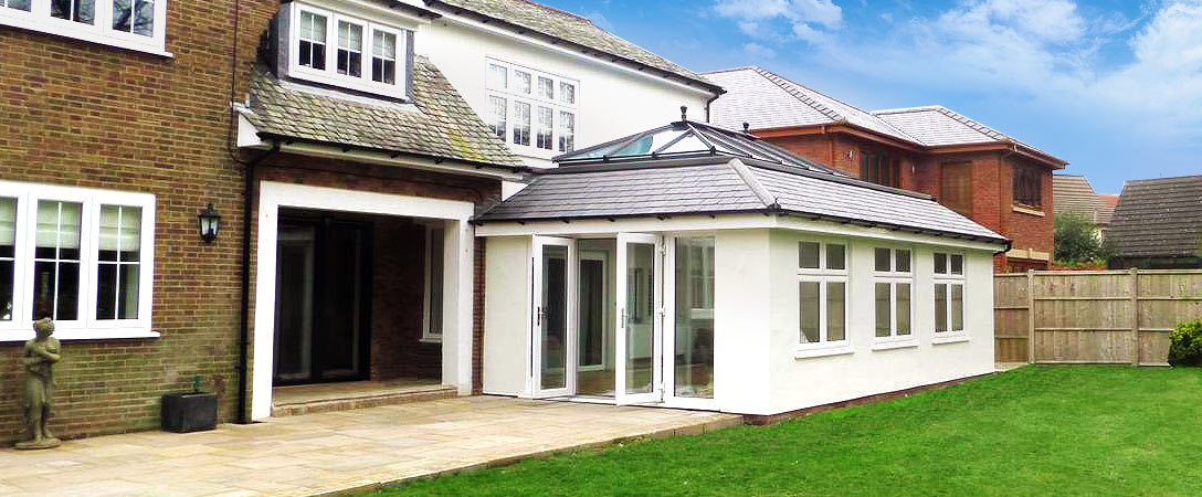 Glazed Extension