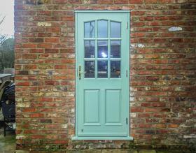 Timber Single Door (1)