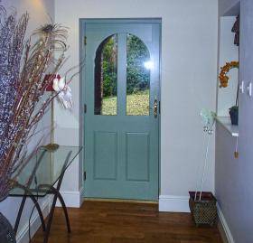 Timber Single Door (2)