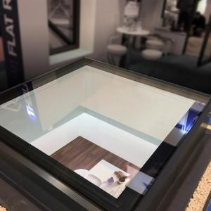 Flat Rooflight image above show