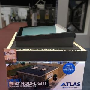 Flat Rooflight image side show