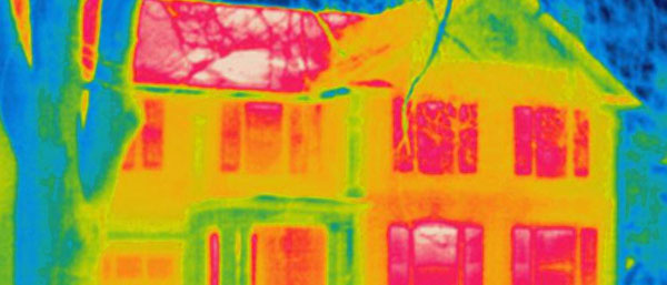Infra Red Heat Loss